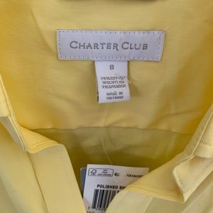 Charter Club Tops - Macy's Charter Club Polished Shirt👚⭐️